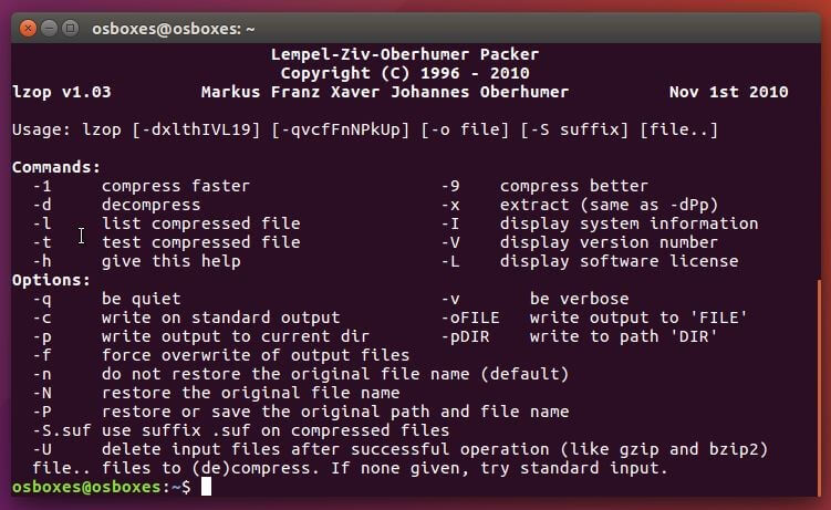 Archiving and Compression Using Linux - 1&1 IONOS