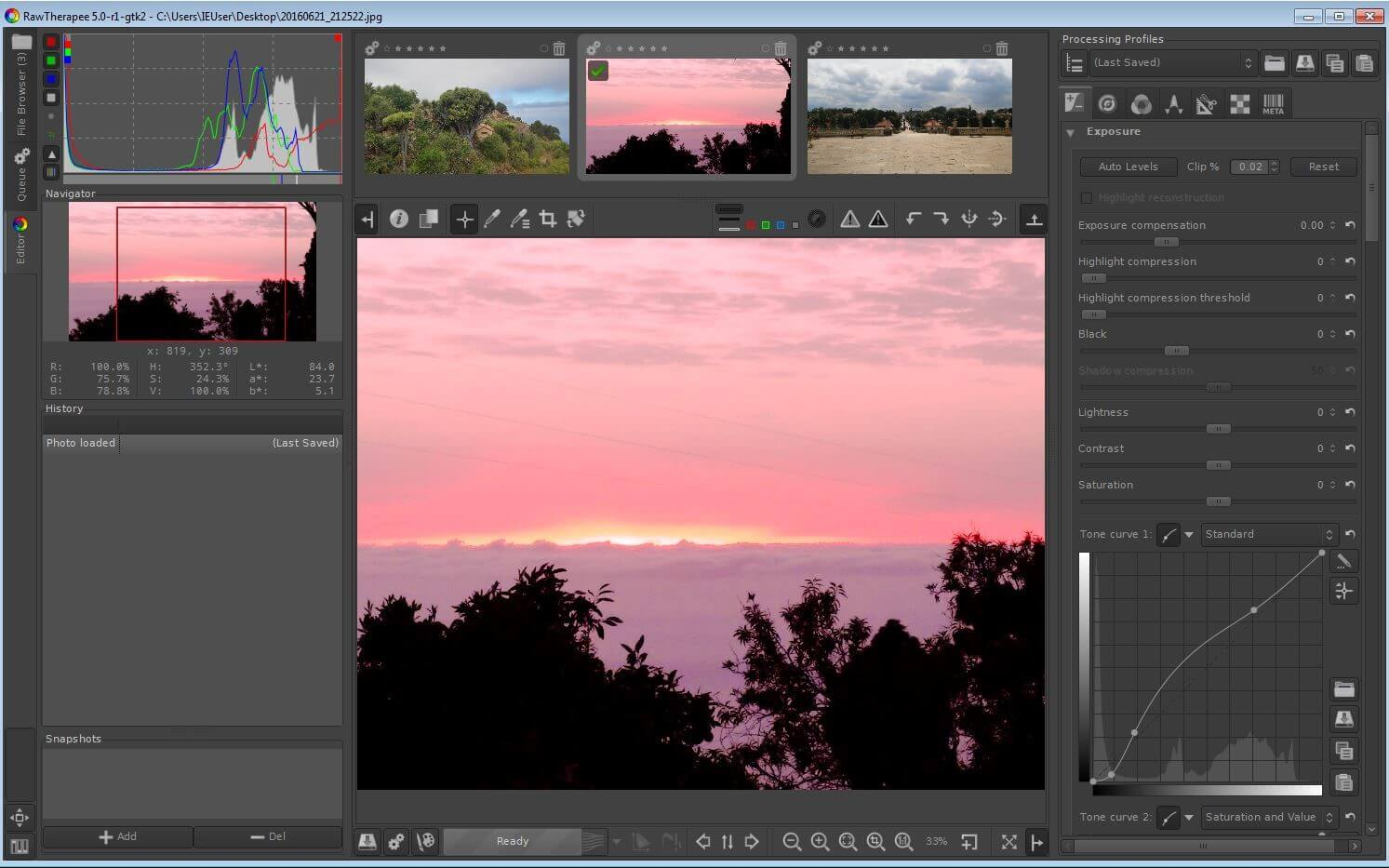 Photo editing software: testing free tools - 1&1 IONOS