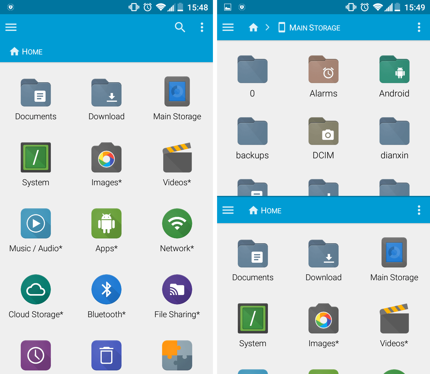 File manager for Android: The best apps - 1&1 IONOS
