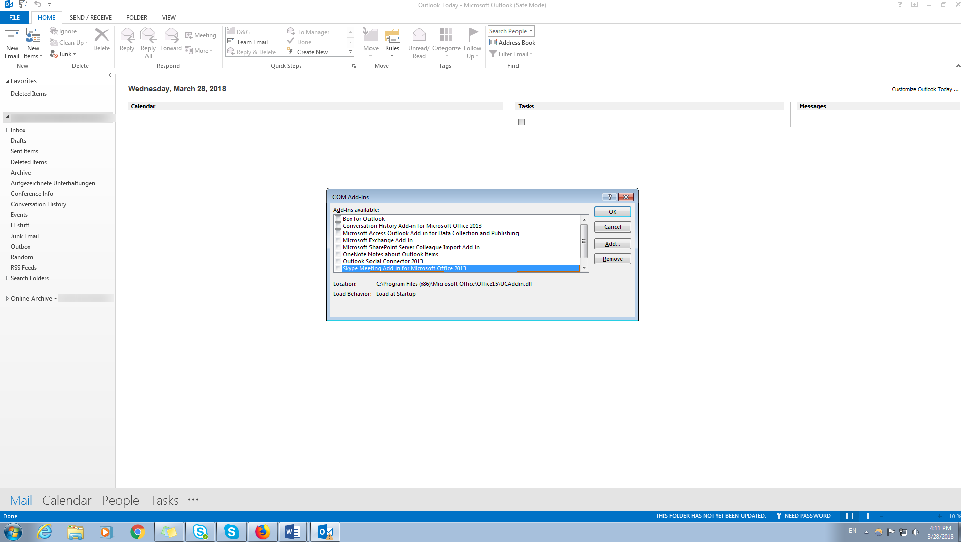 Outlook won't start |Solutions simply explained - IONOS