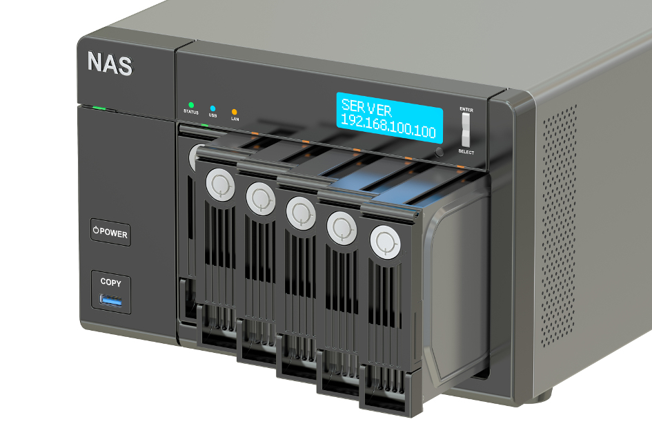 What Is A Network Attached Storage Nas 1 Amp 1