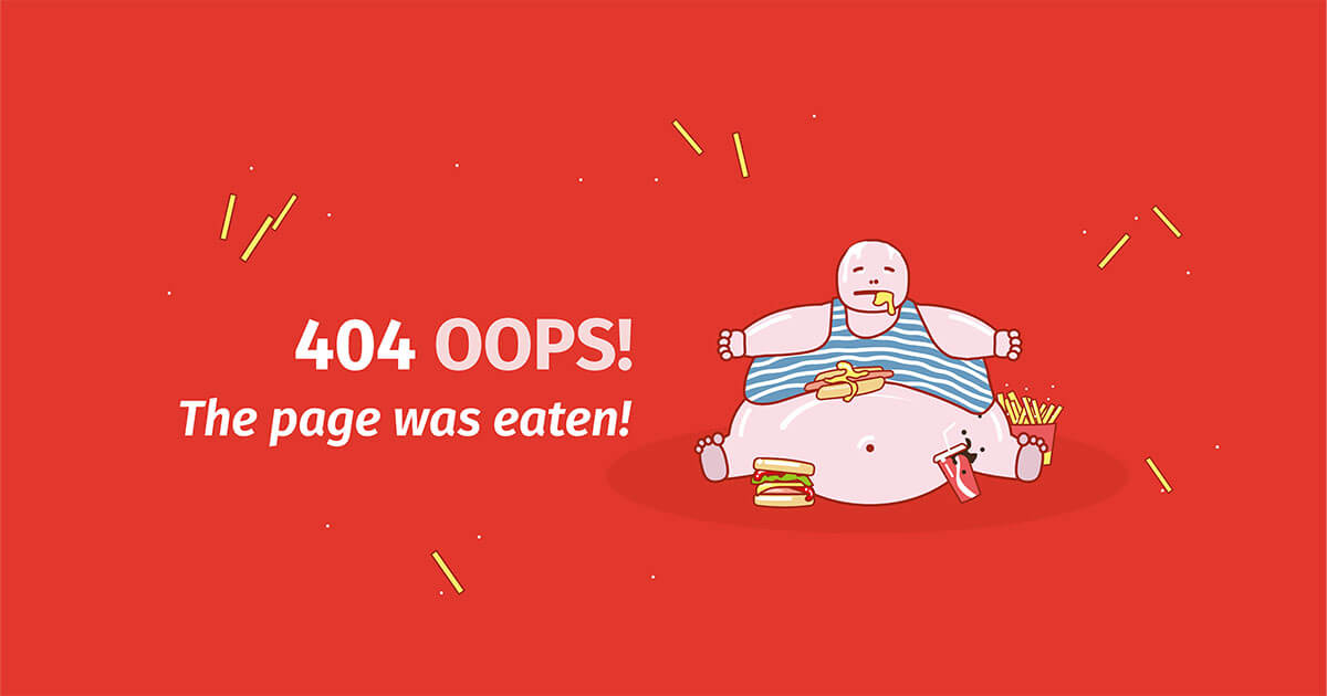 Cool And Creative 404 Pages  Tips And Examples