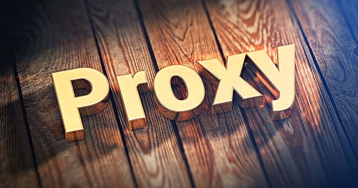 What is a proxy server? - 1&1