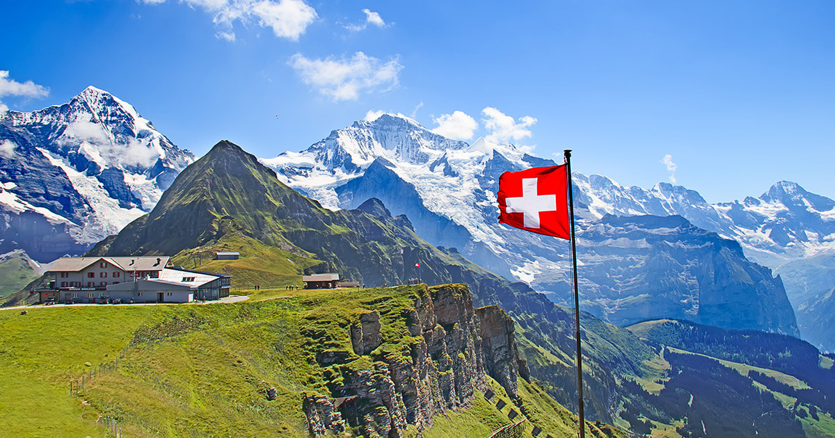 .swiss – the new Swiss top level domain