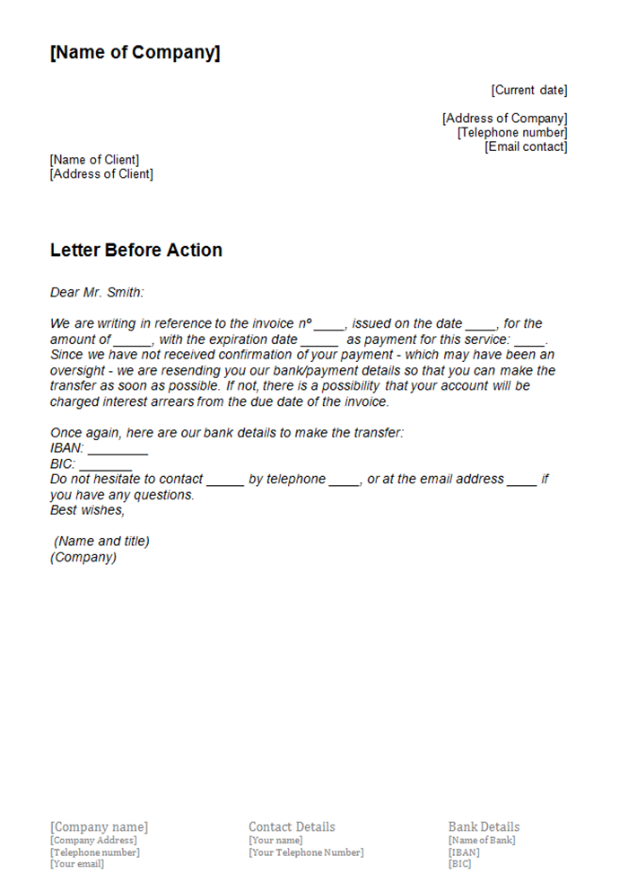 How to write a late payment reminder letter 11 the template for the first reminder as a word file spiritdancerdesigns Images